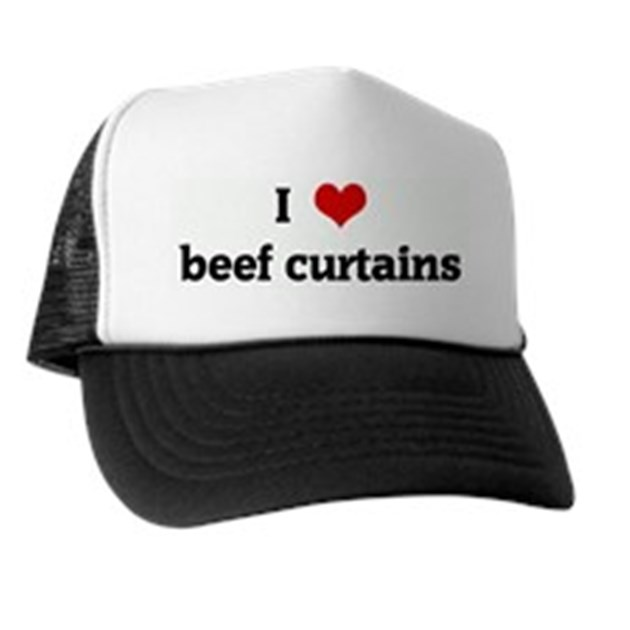 beef curtains